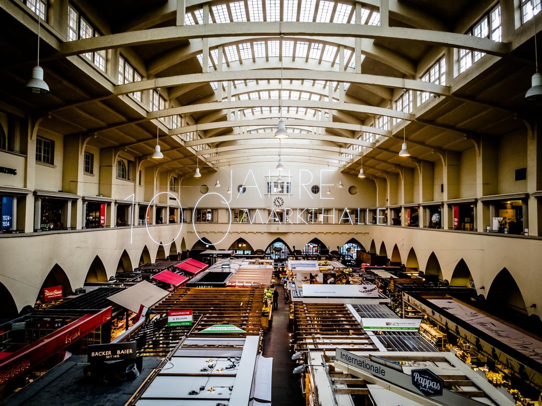 100 Jahre Stuttgarter Markthalle