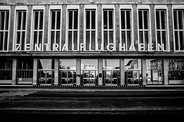 Zentralflughafen – das waren noch Zeiten forever