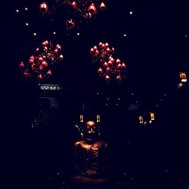 Buddha Bar Dubai – enjoying a wonderful evening @buddhabardubai @dubai