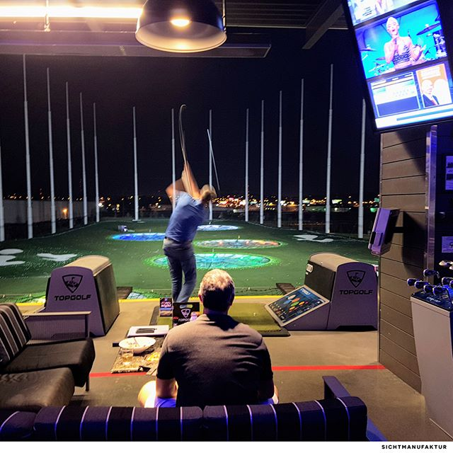 Golf fun @topgolf @travelcollectively @thinkinhd